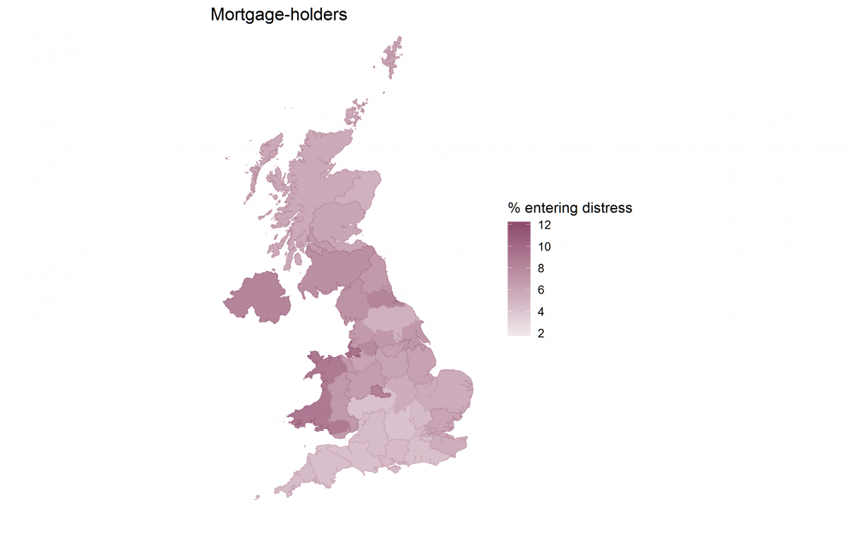 Mortgage holders