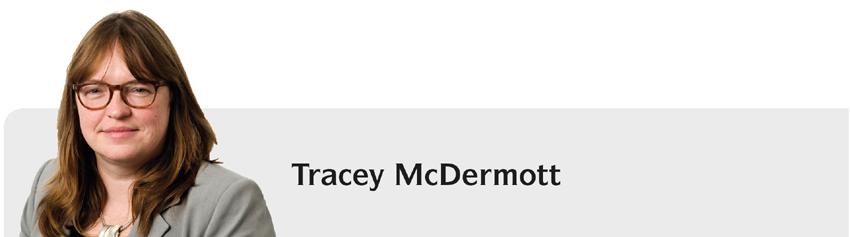 Tracey McDermott