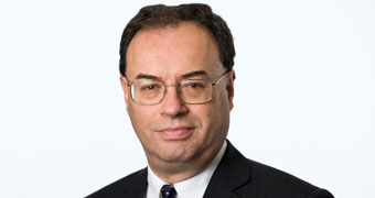 Image of Andrew Bailey, Chief Executive of the FCA