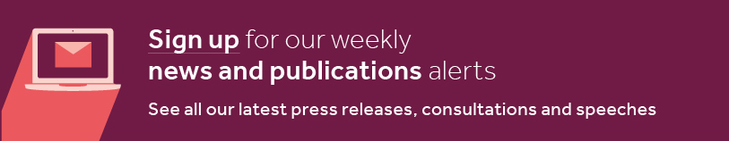 Sign up for our weekly news and publications alerts