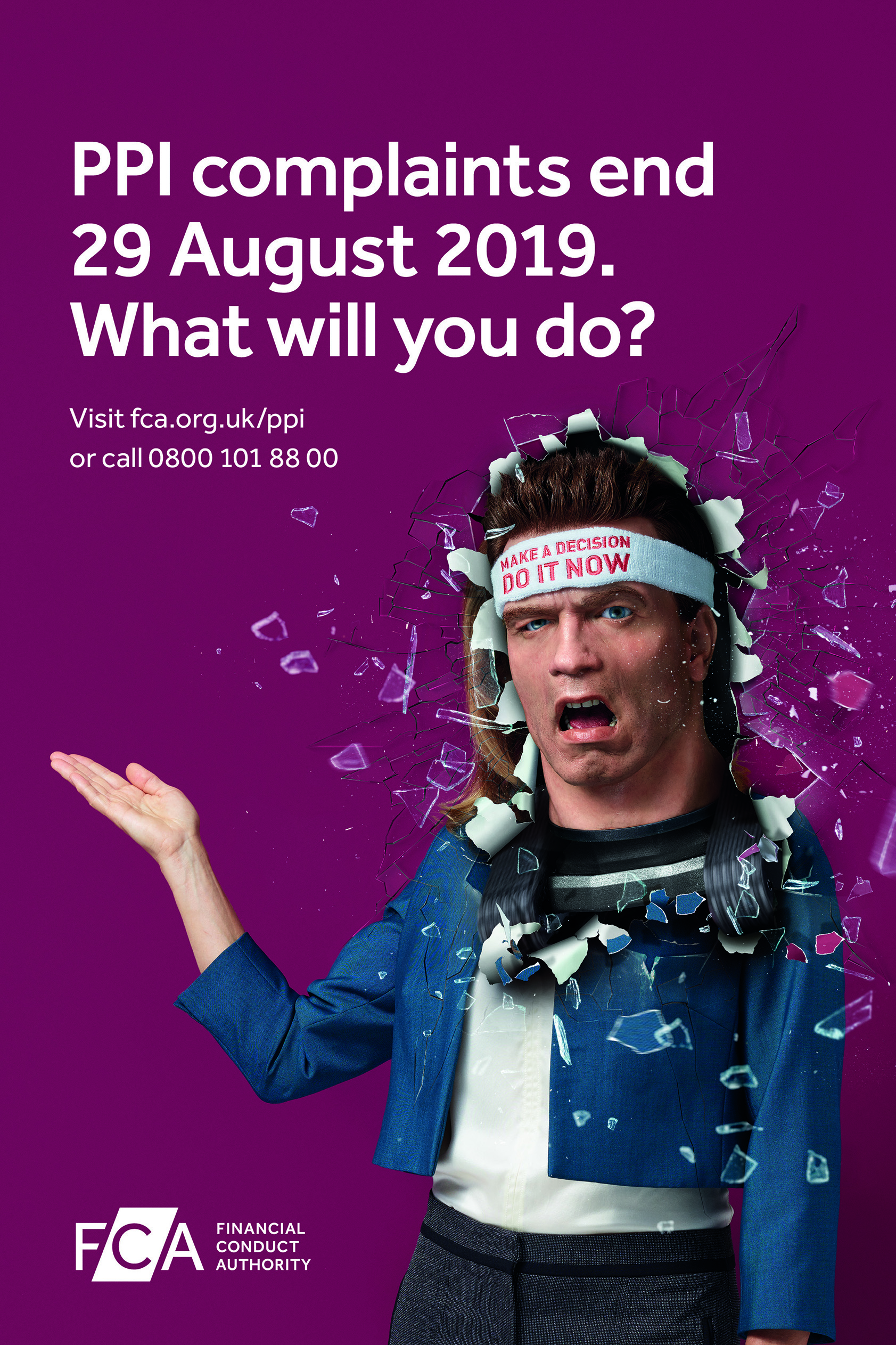 Fca starts countdown to ppi complaints deadline with advertising download the ppi deadline poster solutioingenieria Choice Image