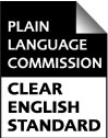 Clear English Gold Standard Award Logo